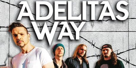 Adelitas Way with The Black Moods & Blacklite District tickets