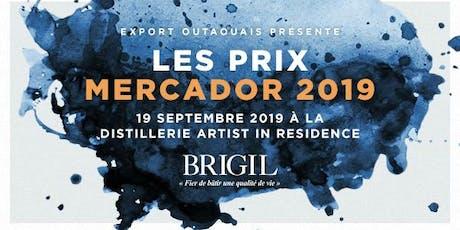 Remise des Prix MercadOr de l'Outaouais 2019 tickets