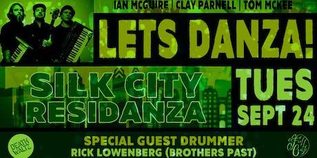 Let's Danza! Silk City Residanza - September Edition tickets