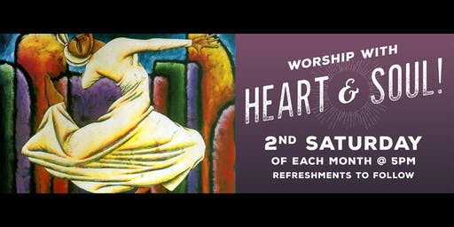 Worship with Heart & Soul!