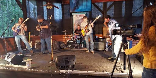 Live Music: The Rebel Blues Band