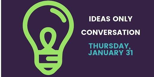 Colfax Marathon - Ideas Only Conversation - 12/5