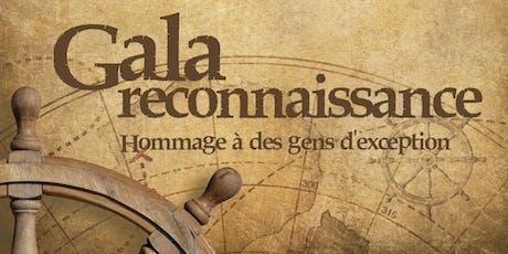 Gala reconnaissance 2019 tickets