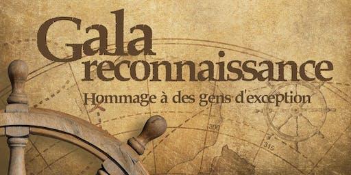Gala reconnaissance 2019