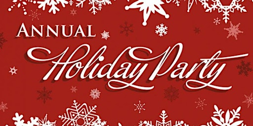 3rd Annual Holiday Dinner Party
