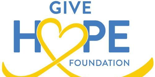 Give Hope and Hold 'Em Poker Tournament Promo Event