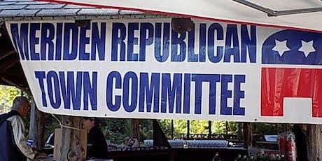 Meriden Republican Town Committee Fundraiser BBQ tickets