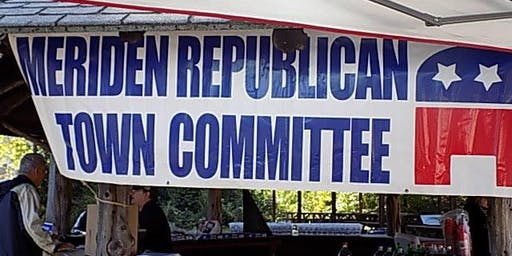Meriden Republican Town Committee Fundraiser BBQ