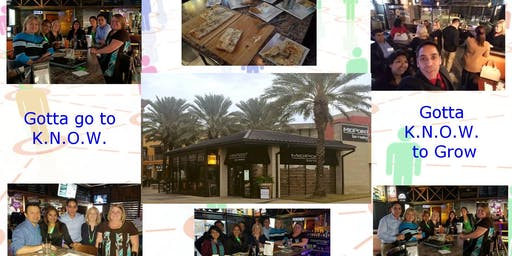 KNOW - Katy Networking On Wednesday - Free Monthly Meet Up