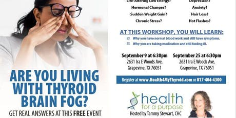 Thyroid & Autoimmune Options Workshop - Suburban Parent tickets