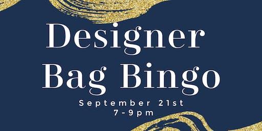 Designer Bag Bingo Benefitting Arts Education