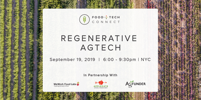 event image Regenerative AgTech