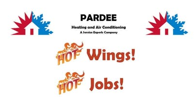 Hot Wings and Hot Jobs!