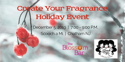 Create Your Fragrance Holiday Event