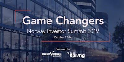 Game Changers: Norway Investor Summit 2019