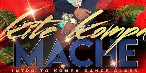 Kite Kompa Mache : Intro To Kompa Dance Class