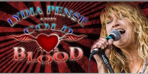 Lydia Pense & Cold Blood 11/9/19 9PM