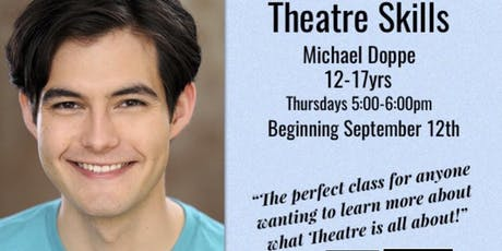 Teen Acting: Theatre Skills  tickets