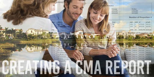 Creating a CMA Report for your Client
