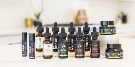Natural Health with Essential Oils & CBD  tickets