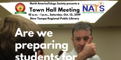 Town Hall Meeting: Preparing students for success in the future of work