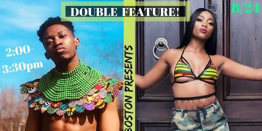 Afrobeats Dance Boston Presents: [DOUBLE FEATURE] Hooliboy & Valerie