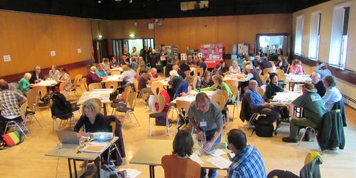 Greener Kirkcaldy Annual Gathering & AGM (Waiting list only)