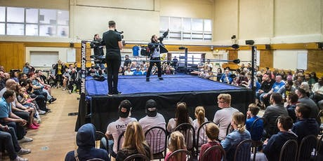 Live Wrestling in Harlow! tickets