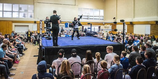 Live Wrestling in Harlow!