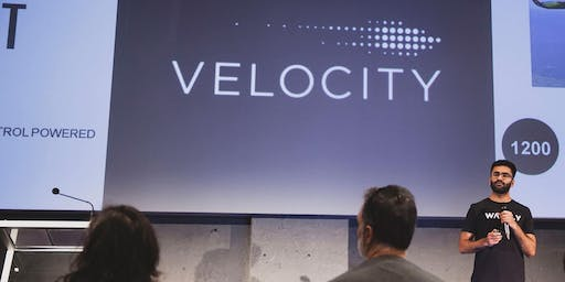 Velocity Fund Pitch Competition Viewing Party