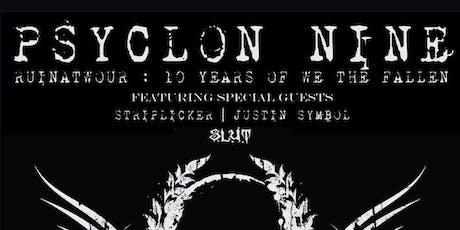 Psyclon Nine tickets