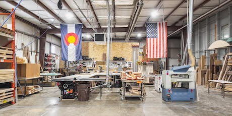 Tour: Empowering Designers: Collaboration for Fabrication tickets