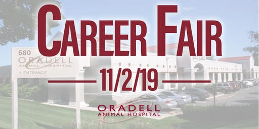 Oradell Animal Hospital Career Fair - 11/2/19
