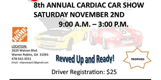 8th Annual CARDIAC Car Show