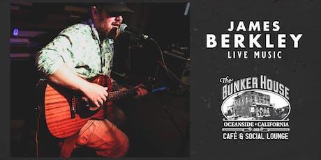 James Berkley Live Music tickets