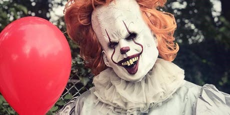 Creepy Clown CUPCAKE Delivery tickets