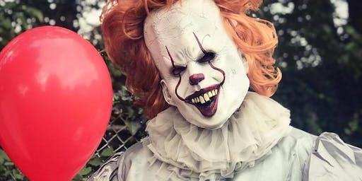 Creepy Clown CUPCAKE Delivery