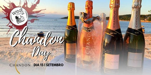 CHANDON DAY - WINE IN BÚZIOS dia 15
