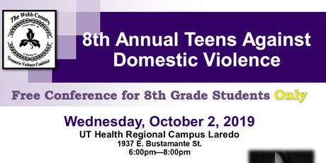 8th Annual Teens Against Domestic Violence tickets