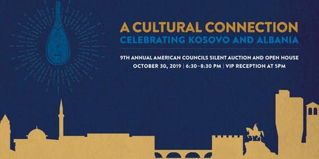 A Cultural Connection: 9th Annual Silent Auction tickets