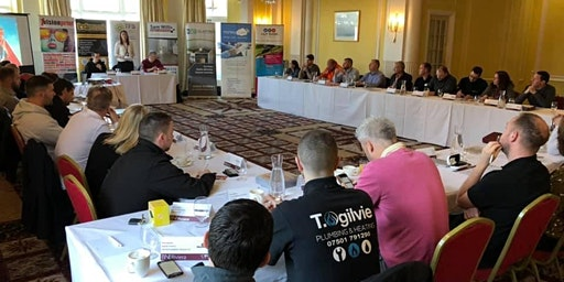 BNI Riviera Chapter Breakfast Networking