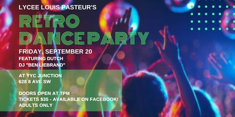 Retro Dance Party - Featuring DJ Ben Liebrand tickets
