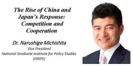 The Rise of China and Japan's Response: Competition and Cooperation tickets