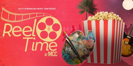 CHRISPIN + CRANE PRESENTS: REEL TIME AT MCC  tickets