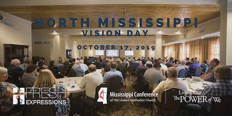 Vision Day - North Mississippi tickets
