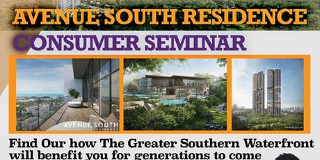Avenue South Residence by UOL (Great Southern Waterfront)  tickets