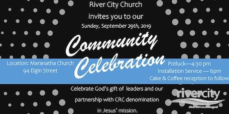 River City Church - Community Celebration tickets