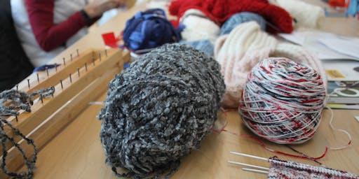 Atelier pour enfants d'initiation à la fibre