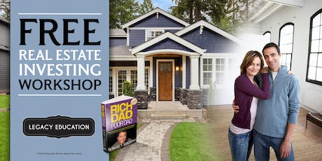 Free Real Estate Workshop Coming to Tampa September 19th tickets