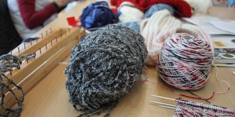 Atelier de tricot pour adulte billets
